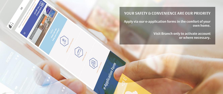 e-Application Form